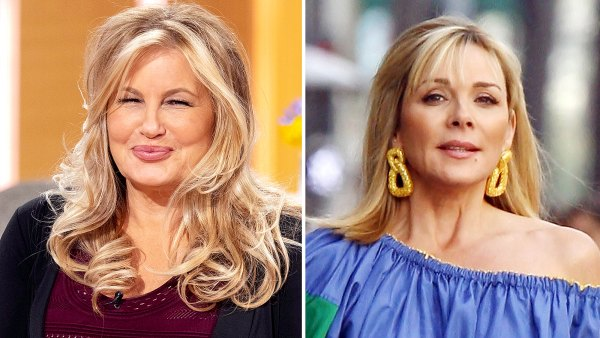 Would Jennifer Coolidge Replace Kim Cattrall SATC Revival She Says