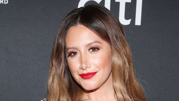 Ashley Tisdale Stuns Nude Baby Bump Pic