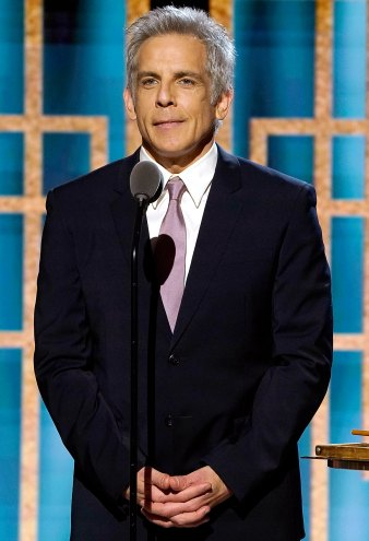 Ben Stiller Jokes He Dyed Hair Gray During Golden Globes 2021 1