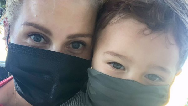 Claire Holt's Son and More Kids Wearing Face Masks Amid Pandemic