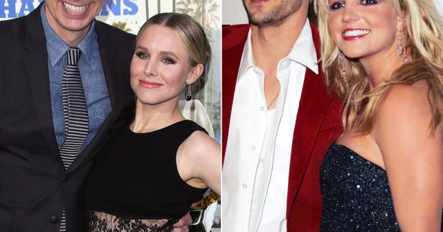 Kristen Bell, Britney Spears and More Female Stars Who Proposed to Their Significant Others.jpg