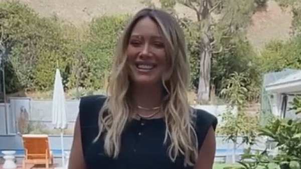 Hilary Duff Romper