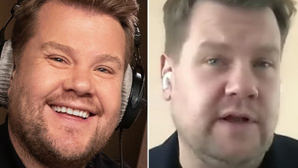 James Corden Details Emotional 16-Pound Weight Loss With Weight Watchers 2