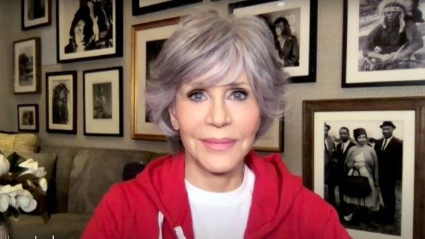 Why Jane Fonda Embraces Her Gray Hair: 'Enough Already'
