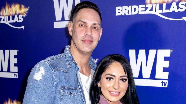 Jersey Shore Angelina Pivarnick Reveals She Husband Chris Never Have Sex