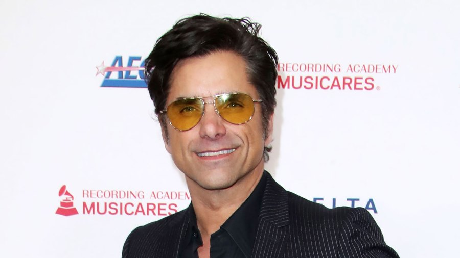 John Stamos: I'm 'So Grateful' to Be Married, Have a Kid 'at This Age'