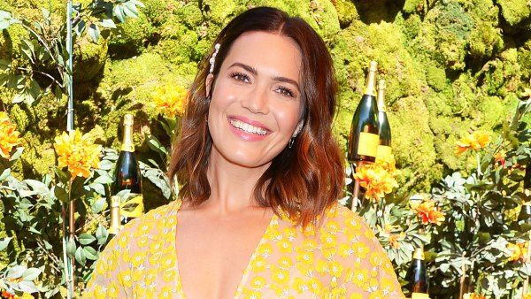 Mandy Moore Shares Sweet Inspiration Behind Son August's Name