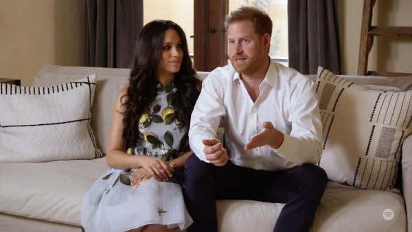 Meghan Markle and Prince Harry Make 1st Public Appearance Since Pregnancy Announcement