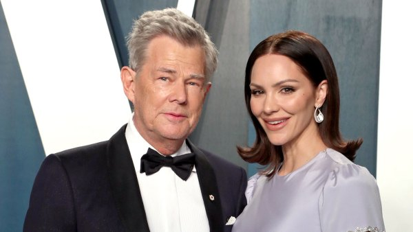 Pregnant Katharine McPhee Reveals Sex of 1st Child With David Foster