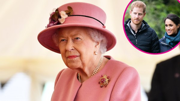 Queen Elizabeth II Delivers Commonwealth Day Address Ahead of Prince Harry and Meghan Markle's Tell-All p
