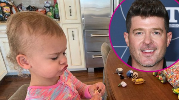 Robin Thicke and More Parents Celebrate Kids' 2021 Birthdays 1