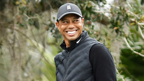 Tiger Woods Thanks Fans for Touching Gesture in First Tweet Since Single-Car Wreck