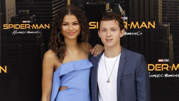 Tom Holland Credits Spider-Man Costar Zendaya With Helping Him Adjust to Fame