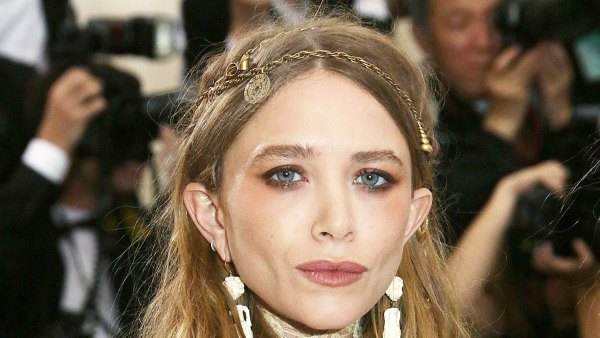 Mary-Kate Olsen at The Costume Institute Benefit celebrating the opening of Rei Kawakubo Comme des Garcons in 2017 Mary-Kate Olsen Sparks Dating Rumors With Brightwire CEO John Cooper 5 Things to Know