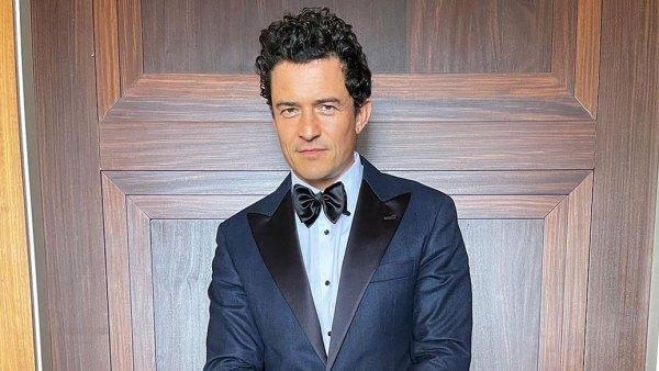 2021 Critics Choice Awards Hottest Hunks - Orlando Bloom