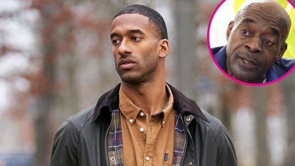 Bachelor Matt James Reunites With Estranged Father Manny James p