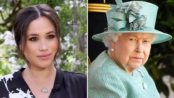 Body Language Expert Says Meghan Markle Was Holding Back While Talking About Queen Elizabeth II During Tell-All
