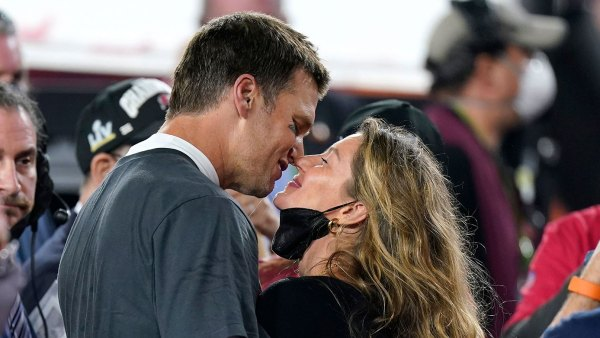 Gisele Bundchen Questioned Tom Brady About Retiring Moments After His Super Bowl Win