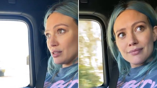 Hilary Duff Describes Latest Pregnancy Symptom: 'Lightning Crotch'