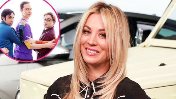 Kaley Cuoco Worried Shed Never Find Cast Paycheck Good Big Bang Theory