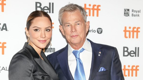 Katharine McPhee Talks David Foster Age Gap