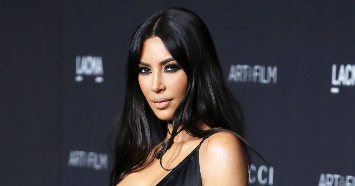 Kim Kardashian Is 'Taking Things Day by Day' Following Divorce