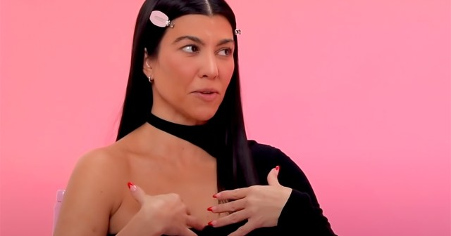 How Kourtney Kardashian Felt About Kim Kardashian Calling Her the 'Least Exciting to Look at': 'I Took It Really Personally'.jpg