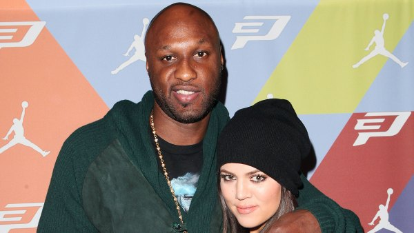 Lamar Odom Watches Romance With Khloe Kardashian Unfold 1