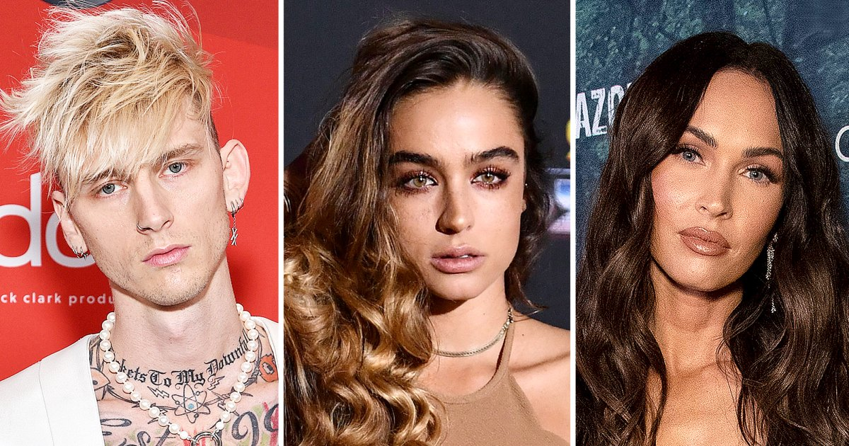 Machine Gun Kelly's Ex Sommer Ray Claims He Cheated on Her With Megan Fox: 'I Thought She Was Older' - Us Weekly