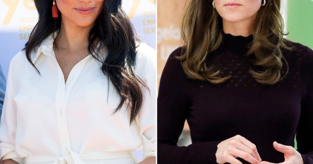 Meghan Markle Addresses Rumored Rift With Sister-in-Law Duchess Kate in Tell-All Interview.jpg