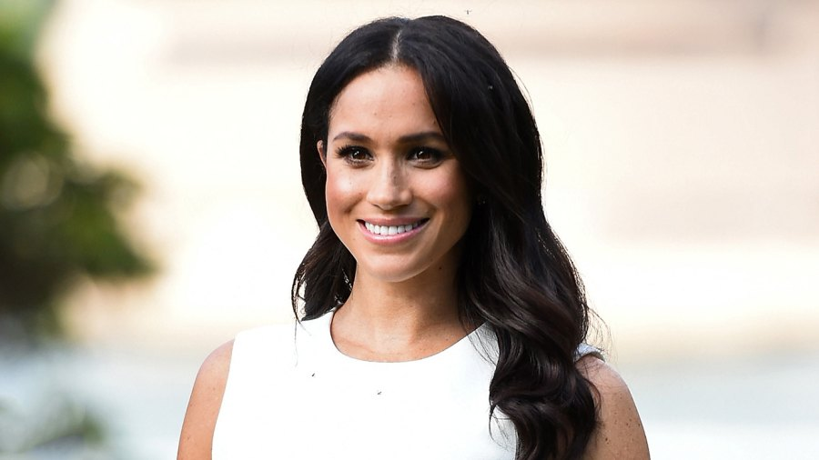 Meghan Markle Uses Lemons From Her Garden to Bake Cake for Chicago Women's Center