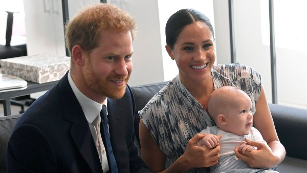Meghan Markle and Prince Harry's Son Archie Makes Adorable Cameo in Tell-All Interview
