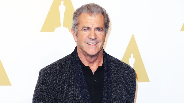 Mel Gibson Is Struggling to Keep Up With 4-Year-Old Son Lars Amid COVID-19 Battle