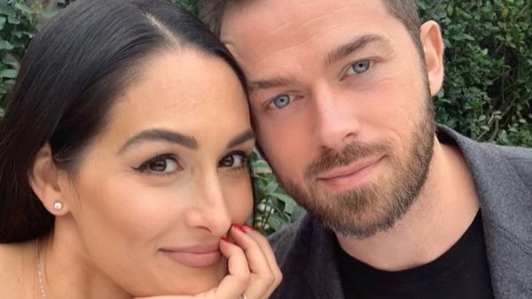 Nikki Bella Says She and Artem Chigvintsev Have Tired Sex After Matteo