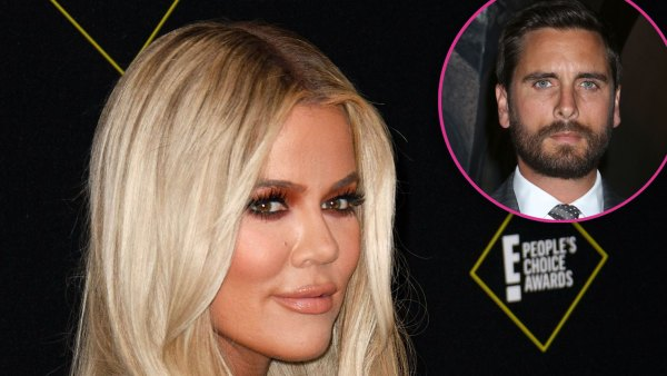 Khloe Kardashian Posts Topless Pic — And Scott Disick Approves