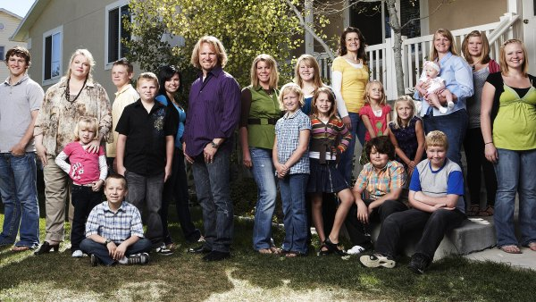 Sister Wives Family A Guide to All of Kody Brown's Spouses and Children