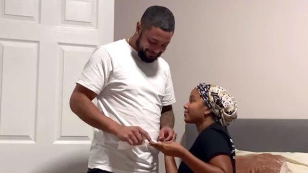 Teen Mom OG Cheyenne Floyd Tells Zach Davis Pregnant