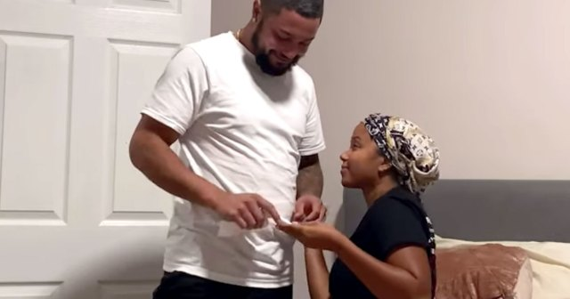 Teen Mom OG's Cheyenne Floyd Tells Zach Davis She's Pregnant With Their 1st Child: Video.jpg