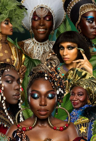 UOMA Beauty Lauches 'Coming to America' Makeup Collection