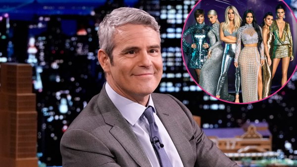 Andy Cohen Says 'Nothing's Off Limits' for Upcoming 20th Season Reunion of 'Keeping Up With the Kardashians'