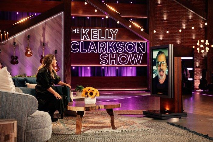 Chris Noth Sex and the City Scène préférée Fart Kelly Clarkson Show