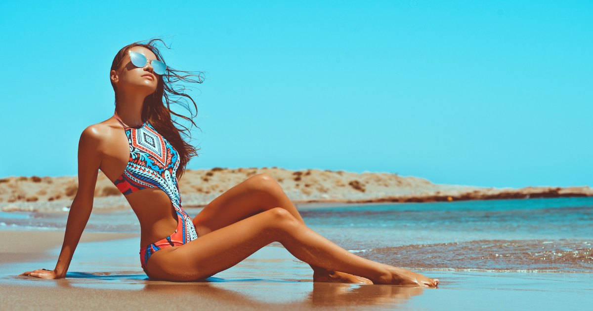17 Cut-Out Swimsuits That May Be More Eye-Catching Than Bikinis