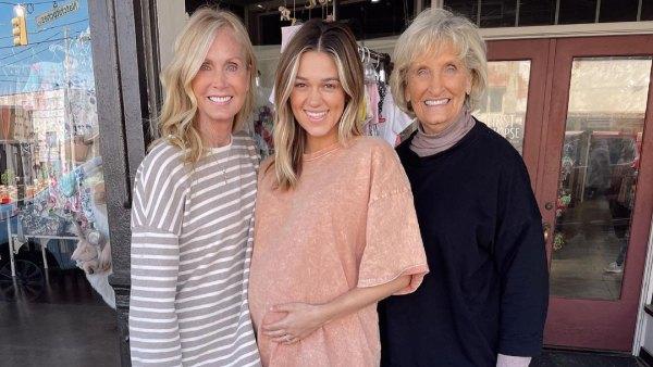 Family Affair! Sadie Robertson and More Celebrities' 3-Generational Photos