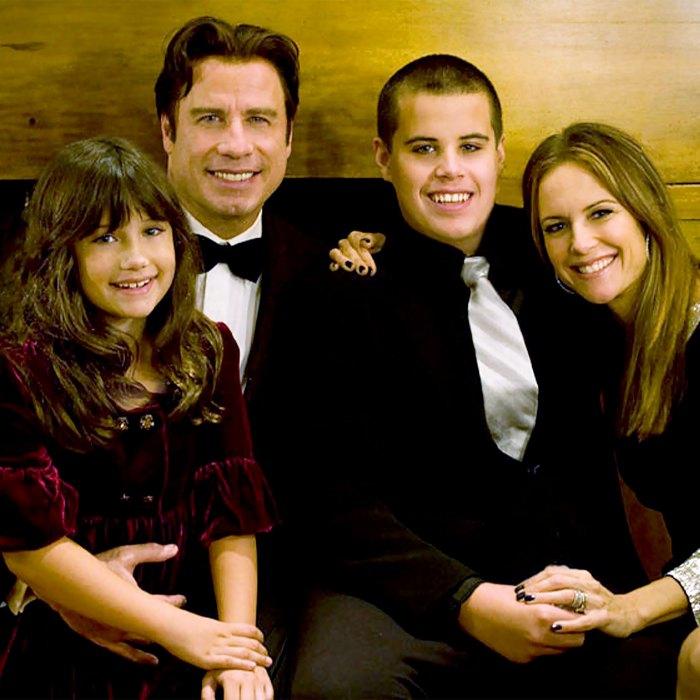 John Travoltas touchant hommage à son fils décédé