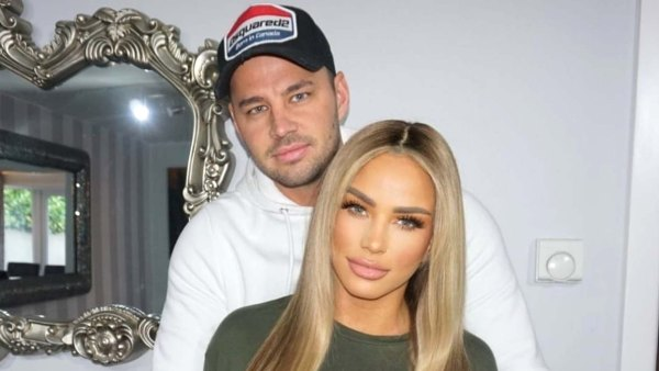 Katie Price Engaged Carl Woods After 10 Month Whirlwind Romance
