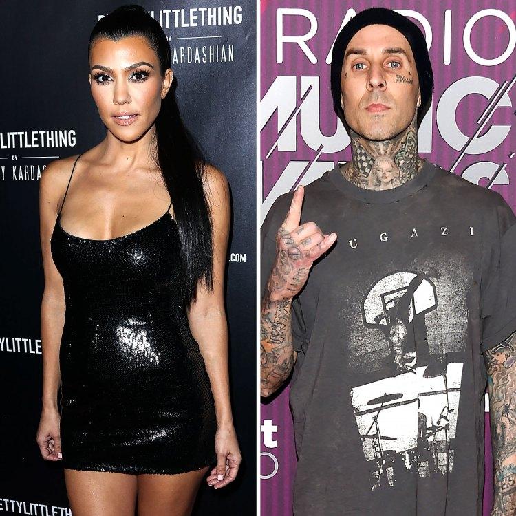 Kourtney Kardashian, Travis Barker's Pals Think They Will ...