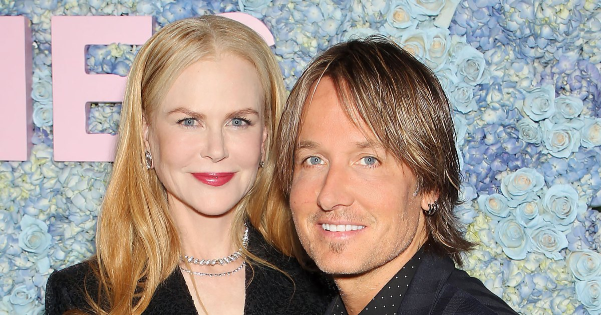 Nicole Kidman Admits Husband Keith Urban Is 'Pretty Low Maintenance' — But He Still Likes a Pedicure