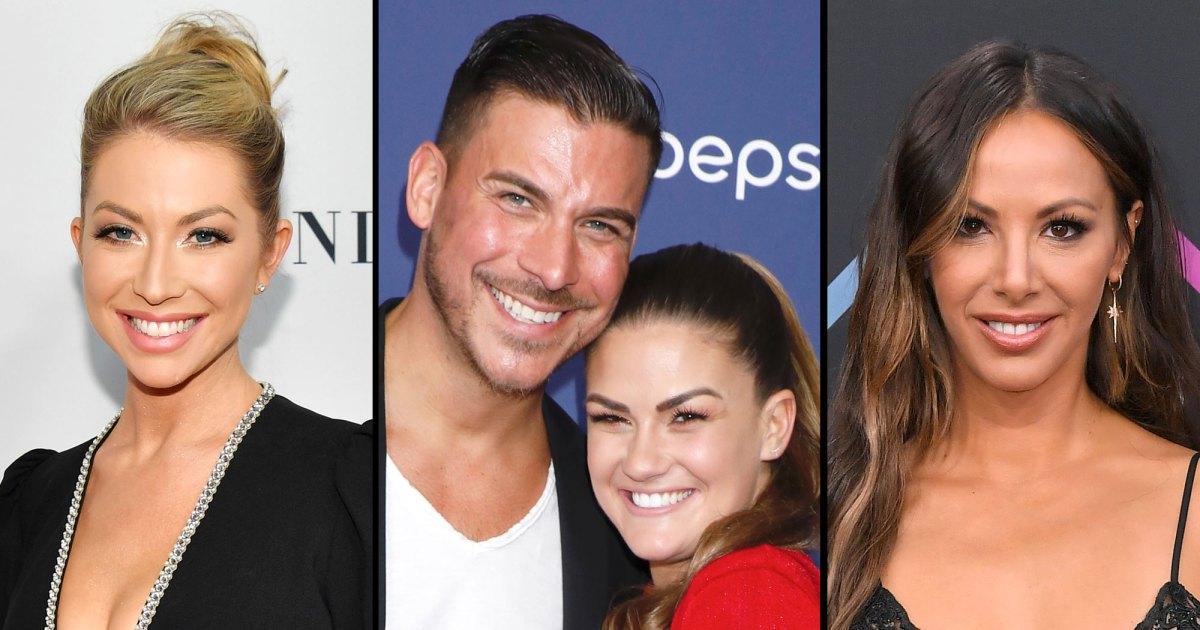 'Vanderpump Rules' Stars Congratulate Jax Taylor and Brittany Cartwright on Son Cruz's Birth