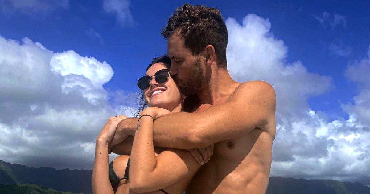 Bachelor's Nick Viall Teases 'Hot Girl Summer' On Vacay With GF Natalie