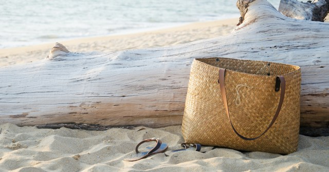 Upgrade Your Summer Getaway With These Beach Bag Essentials.jpg